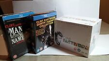 16 Clint Eastwood Movies(Bluray)-Dirty Harry+Man with No Name Collection-FreeS&H