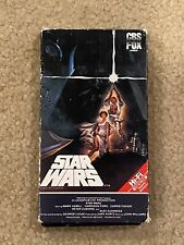 STAR WARS 1983 VERSION BETA EXCELLENT CONDITION