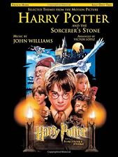 HARRY POTTER AND THE SORCERER'S STONE-FRENCH HORN: SOLO/DUET/TRIO MUSIC BOOK-NEW