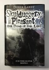 Skulduggery Pleasant The Dying Of The Light Limited Signed Edition