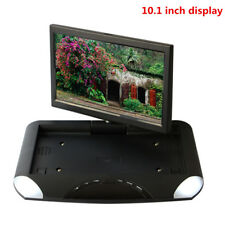 10.1'' MP5 Player In Car Roof Mount Flip down Monitor 32 Bits Games USB SD