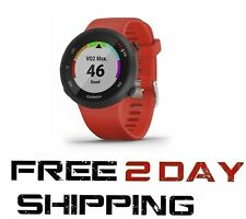 Garmin Forerunner 45 (Color: Lava Red)