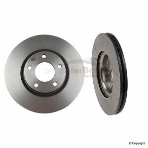 One New Brembo Disc Brake Rotor Front 09946821 for Mazda 3 5