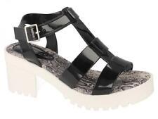 Unbranded Block Heel Casual Sandals & Flip Flops for Women