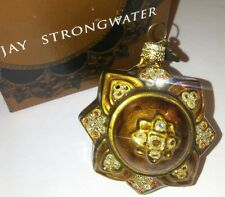Jay Strongwater Decorative Ornament -  2002 - Gorgeous, Extremely Hard to find!
