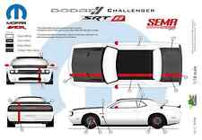 [FFSMC Productions] 1/18 Dodge Challenger SRT8 ACR SEMA Show Las Vegas 2011
