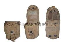 Molle II  New Single Hand Grenade Pouch Coyote Lot of 3