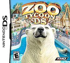 Nintendo DS : Zoo Tycoon VideoGames