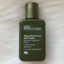 Dr. WEIL for Origins Mega Mushroom Skin Relief Soothing Treatment 30ml 100% New