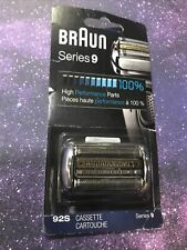 Braun 92S Series 9 Replacement Shaver Head - Silver