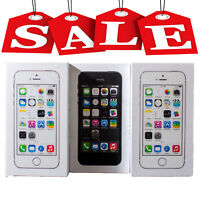 APPLE iPhone 5S Unlocked 16GB 4G LTE Smartphone GOLD/GRAY/SILVER