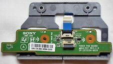Sony Vaio PCG-8Z1M PCG-8Y3M Mouse Button TOUCH PAD Board 1P-1072504-8010 (062)