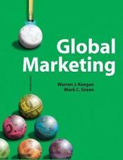 Global Marketing, 6th Edition, Green, Mark, Keegan, Warren J., New Book