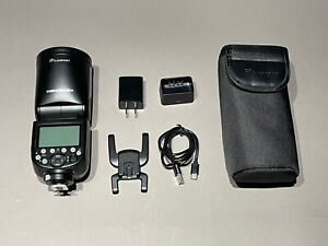 Flashpoint Zoom Li-on X R2 TTL On-Camera Round Flash Speedlight For Nikon (V1)
