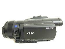 HANDYCAM FDR-AX700 SONY 4K FULL HD PAL and NTSC CAMCORDER - FDRAX700 V Good Cond