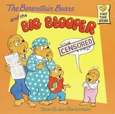 The Berenstain Bears and the Big Blooper by Stan Berenstain, Jan Berenstain