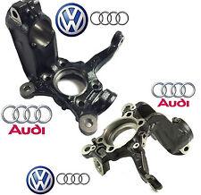 For Pair Set of Left & Right Steering Knuckle Wheel Bearing Housing Genuine