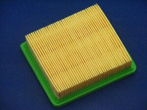 Luftfilter passend für Hecht 8101 S Kehrmaschine