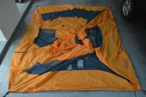Marmot Limestone 6 - TENT BODY ONLY -  Orange & Gray - EXCELLENT CONDITION