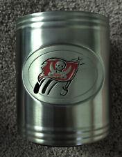 Tampa Bay Buccaneers Stainless Steel Koozie Can Cooler New Can Bottle Huggie Tom