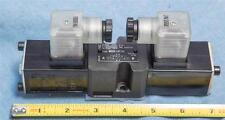 Hartmann Lammle We605 12p100 Solenoid Hydraulic 43 Valve Control Dq