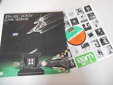 LP Pop Jean-Luc Ponty - Cosmic Messenger (8 Song) ATLANTIC