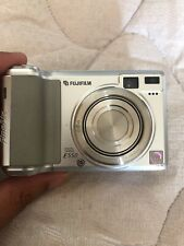 Fujifilm Finepix E Series E550 6.3MP Digital Camera - Silver