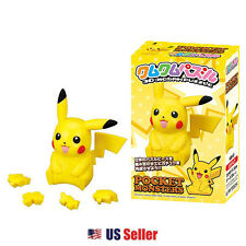 Pokemon Pikachu Mini 3D Jig Saw Puzzle Figure : 35pcs