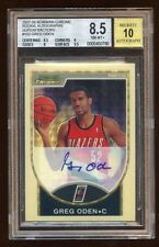 GREG ODEN 2007 BOWMAN CHROME RC AUTO 1/1 *SUPERFRACTORS*  ODEN BEST RC CARD EVER