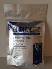 BLONDETTE BLUE highlighting HAIR BLEACH POWDER,16oz.MADE IN U.S.A.