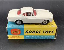 Corgi 258 The Saints Volvo P1800 - N Mint In Original Box