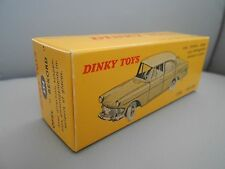 Boite dinky toys identique à l'origine OPEL REKORD 554 qualité pro