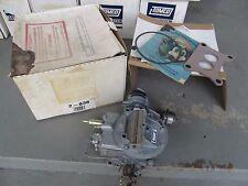 NOS TOMCO Reman Carburetor 1980 Ford Bronco Truck Econoline F150 351 400 2BBL