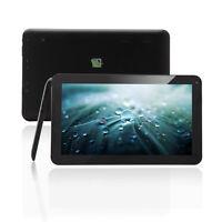 "iRULU 10.1"" Google Android 4.2 Tablet PC Quad Core Dual Cam 8GB HDMI WIFI Black"