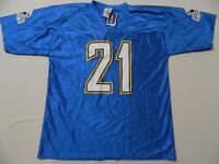 new arrival 8a38d 6b7f1 M74 New NFL San Diego Chargers LaDainian Tomlinson Blue ...