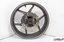 05-06 Kawasaki Ninja Zx6r 636 Rear Wheel Back Rim W Rotor Zx6 R Zx636 ZX 6r