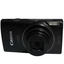 Canon IXUS 285 HS Digitalkamera 20,2 Megapixel CMOS-Sensor 12fach optischer Zoom