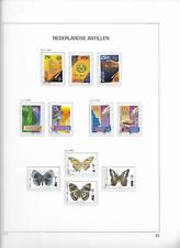 1996 USED Nederlandse Antillen, year complete ( 4 scans)