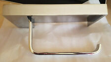 Brand New Never Used Toilet Roll Holder With Mobile Phone Shelf