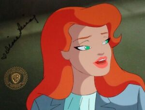 Batman Animated Series Cel Poison Ivy Pretty Poison Signed Dianne Pershing!