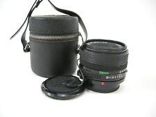 Canon FD 28mm f/2.8 FD Lens