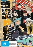 Soul Eater : Collection 4 (DVD, 2010, 2-Disc Set) #New Region 4