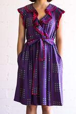 Señoras vestido de seda Polka Dot De Marc Jacobs Net un Porter