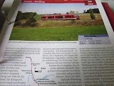 Archiv  Eisenbahnstrecken 358 Seesen Herzberg