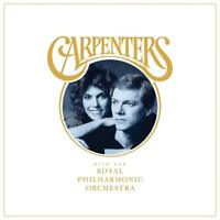 THE CARPENTERS/ROYAL PHILHARMONIC ORCHESTRA-CARPENTERS WITH THE ROYAL   CD NEW+