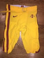 Game Worn Used Nike Iowa State Cyclones Football Pants - Assorted Sizes