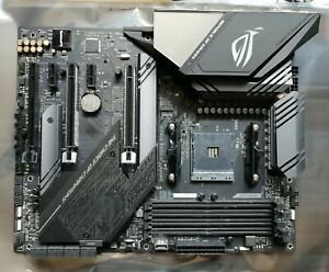 ASUS ROG STRIX X570-F AM4  Motherboard AMD Ryzen 5000 Support ATX