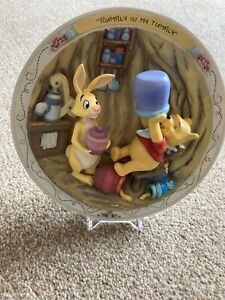 The Bradford Exchange Rumbly in my tumbly Winnie the Pooh