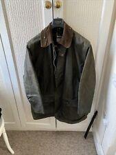 Mens Barbour Northumbria Wax Jacket