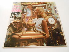 ANDY WARHOL  ARTIE SHAW  ANY OLD TIME   COVER M- NM,VINYL 45 EP M- NM